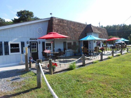 Deltaville, Вирджиния: outdoor