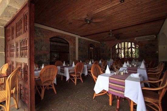 Restaurante El Cortijo - Bistro Nicaraguense : Entrada frontal