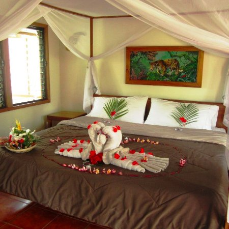 San Antonio, Belize: Romance in the jungle