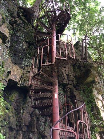 Wiarton, Канада: Spiral Staircase