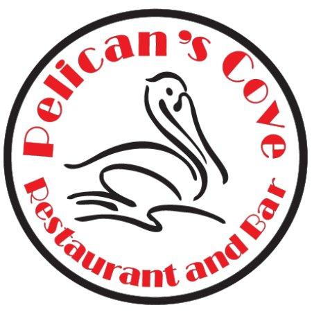 Conroe, TX: Pelican's Cove Logo