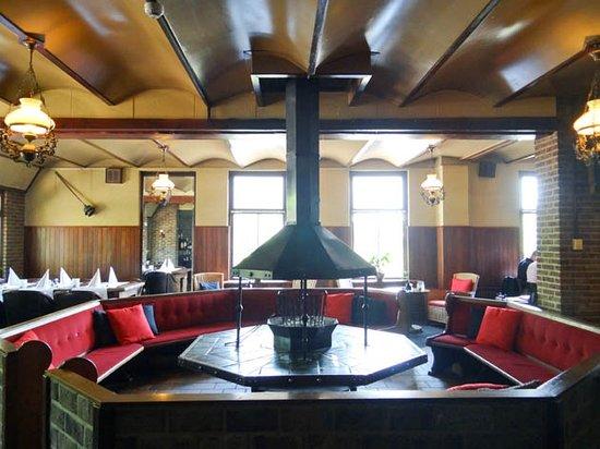 Dwingeloo, Países Bajos: the restaurant- seats