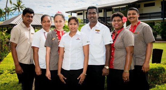 The Tanoa Rakiraki Team