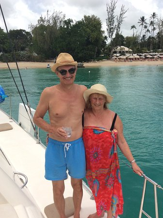 Saint Michael Parish, Barbados: Fabulous day best of our holiday