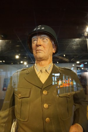 Fort Knox, KY: General Patton Likeness