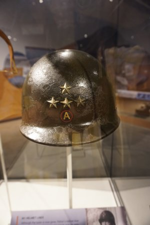 Fort Knox, KY: Patton's Helmet