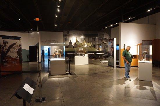 Fort Knox, KY: Museum Floor