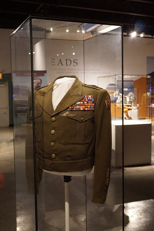 Fort Knox, KY: Patton's uniform