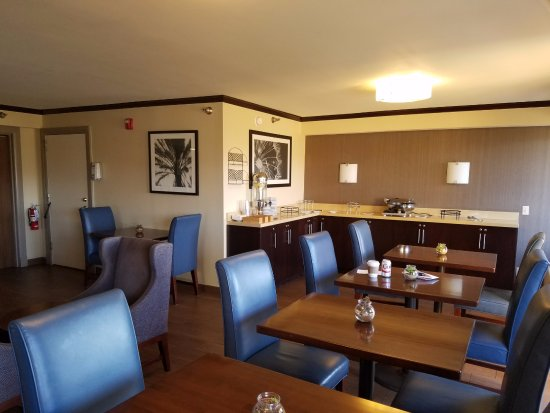 Agoura Hills, Καλιφόρνια: Club Lounge