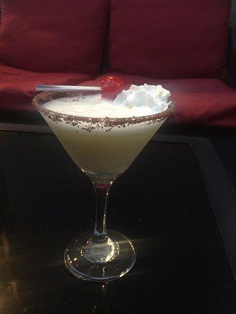Twist Martini & Wine Lounge: one of Martins desserts