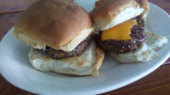Saint Clair Shores, MI: Beef slider