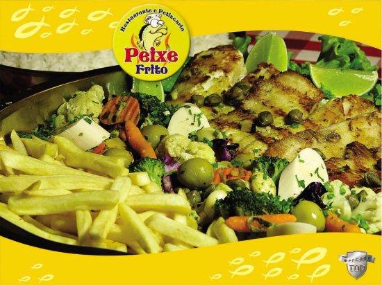 Restaurante e Petiscaria Peixe Frito: FILÉ TROPICAL