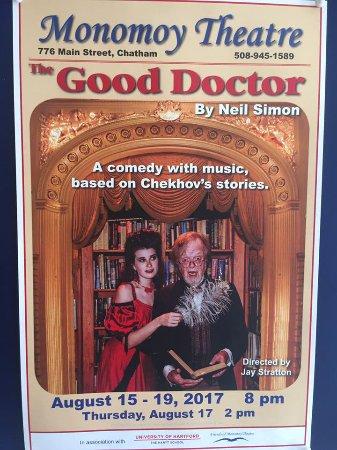 Monomoy Theatre : The Good Doctor