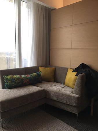 Oxon Hill, MD: MGM National Harbor Resort: View of Room