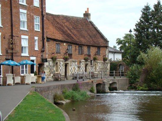 Salisbury, UK: The old mill