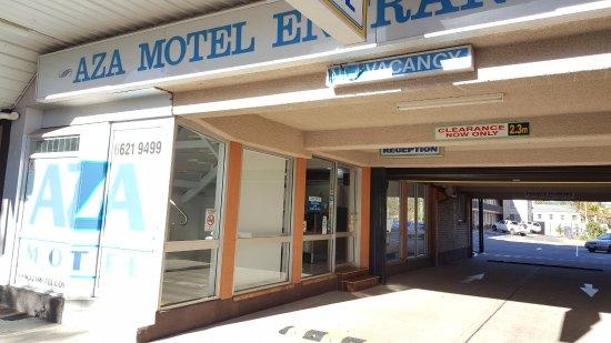 Lismore, ออสเตรเลีย: Keen Street entry