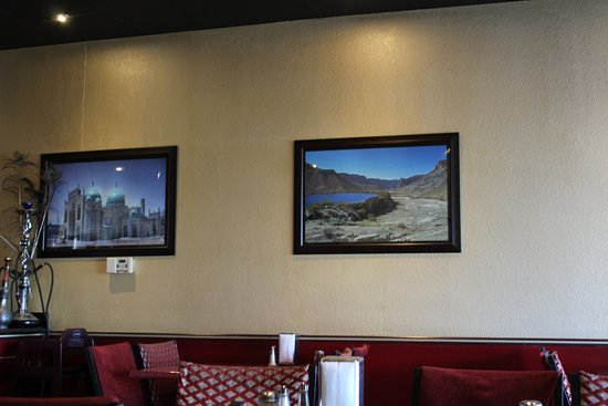 Vacaville, Californië: Pictures on the wall