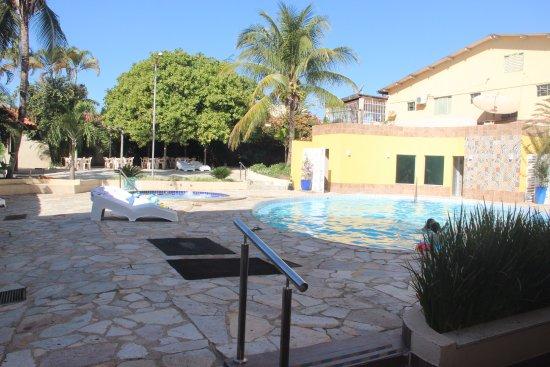 Hotel morada das aguas caldas novas br sil voir les for Hotel a prix bas