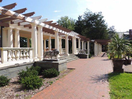 Sonnenberg Gardens & Mansion State Historic Park: Sonnenberg Italian Garden, Canandaigua, NY