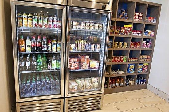 Greenwood, ساوث كارولينا: Vending