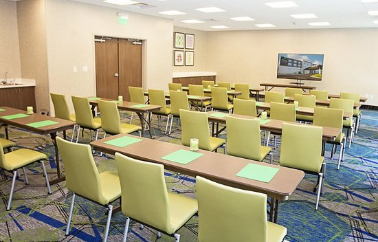 Greenwood, ساوث كارولينا: Meeting Room