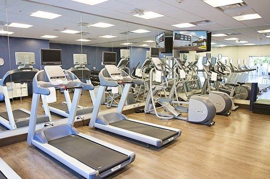 Greenwood, ساوث كارولينا: Fitness Center