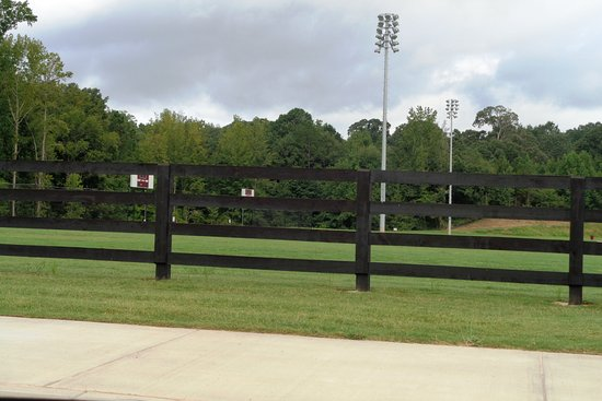 Canton, GA: One of several ball fields.