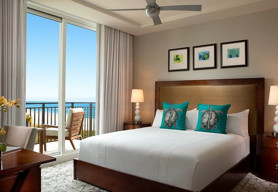 Singer Island, FL: King Bedroom – Ocean View