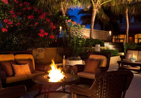 Singer Island, FL: Outdoor Patio