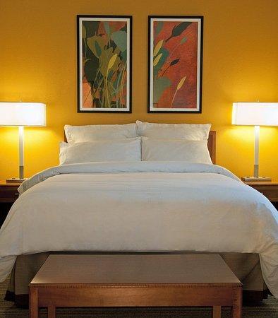 Redmond, WA: Suite Bedroom