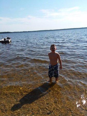 Carp Lake, MI: fun