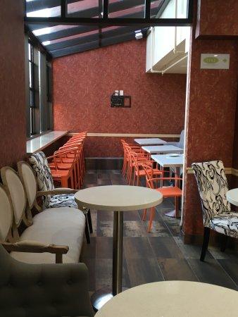 SenS Hotel & Vanne Bistro Berkeley Bild