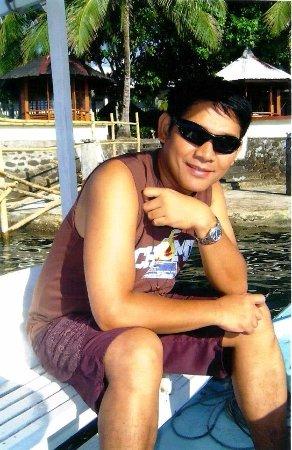 Paras Beach Resort: Me, all set to visit White Island