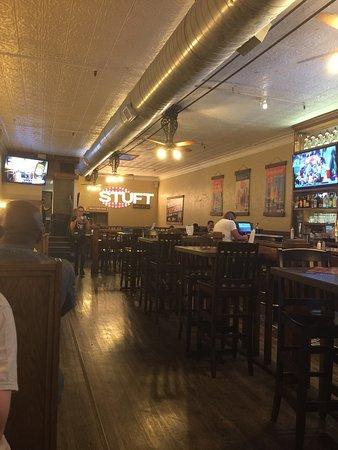 Greeley, CO: Stuft a burger bar