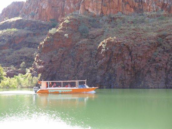 Kununurra, Αυστραλία: The beginning of the Ord River journey