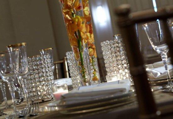 Renaissance Fort Lauderdale-Plantation Hotel: Grand Ballroom Wedding Décor
