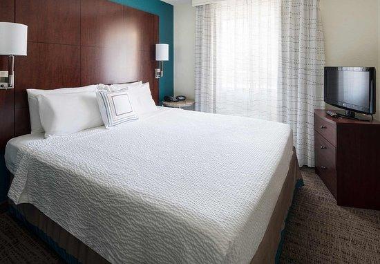 Pleasant Hill, Californië: Two-Bedroom Suite Bedroom