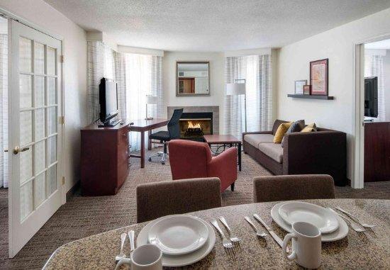 Pleasant Hill, Californië: Two-Bedroom Suite