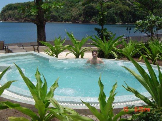 Arue, Franska Polynesien: piscina