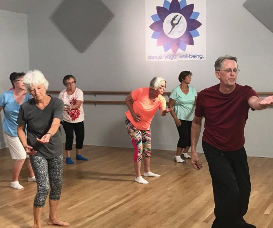 Join us for a relaxing Tai Chi class  - Picture of Movement