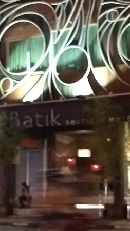 Batik Boutique Hotel Photo