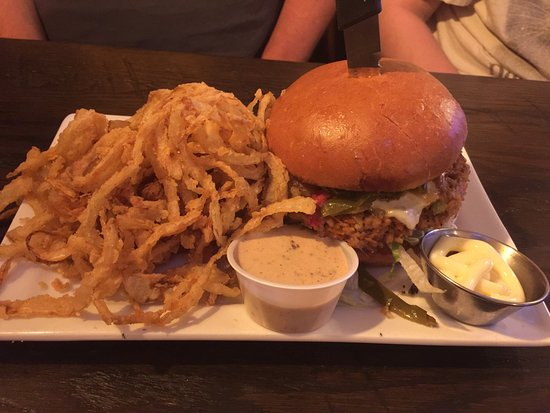 Greeley, CO: Stuft a burger bar