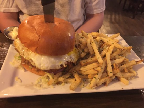 Greeley, Kolorado: Stuft a burger bar