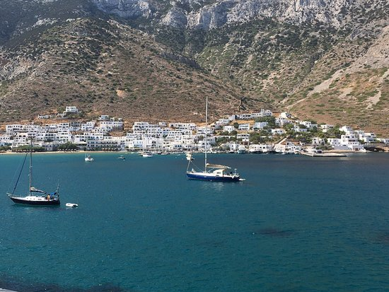 Review 'Sifnos ': Island hopping Cyclades