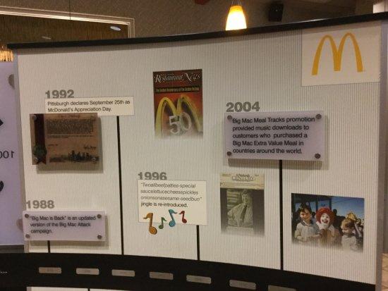 North Huntingdon, PA: The history of the Big Mac.