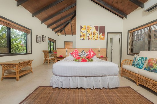 Muri Beach Resort: Beach Front Villa