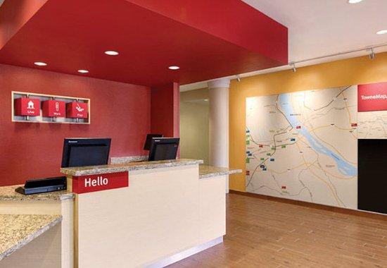 Mechanicsburg, Pensilvania: Front Desk