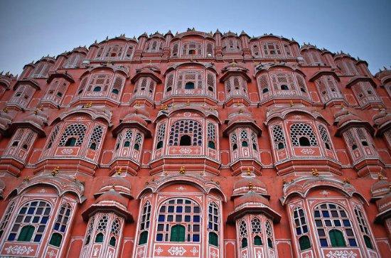 Privé dagtocht Jaipur: Amber Fort ...