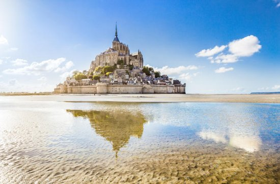 Mont Saint Michel Tour with Abbey...