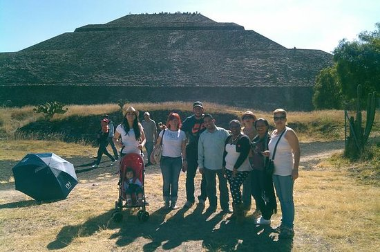 Private 2-Day Teotihuacan Pyramids...